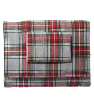 HERITAGE CHAMOIS FLANNEL SHEETS