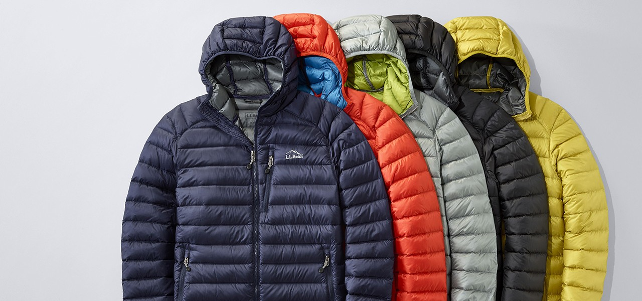 L.L.Bean Down Jackets