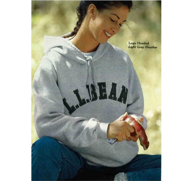 L.L.Bean Collegiate-Style Sweatshirt, 1997