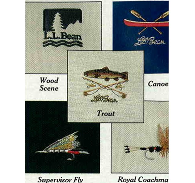Wood Scene Logo - Released in 1992