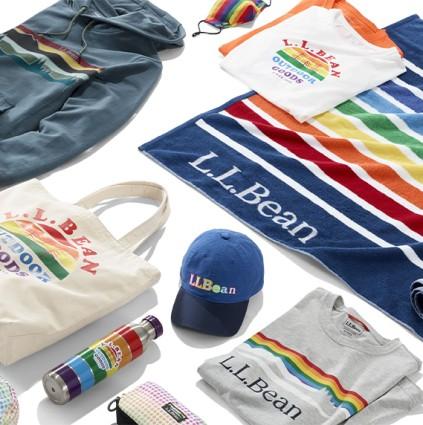 L.L.Bean: The Pride Collection