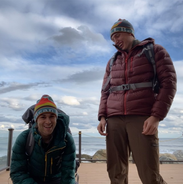Local Mainer Takes on 8,000 Mile Journey