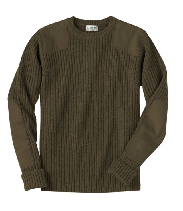 L.L.Bean Commando Sweater