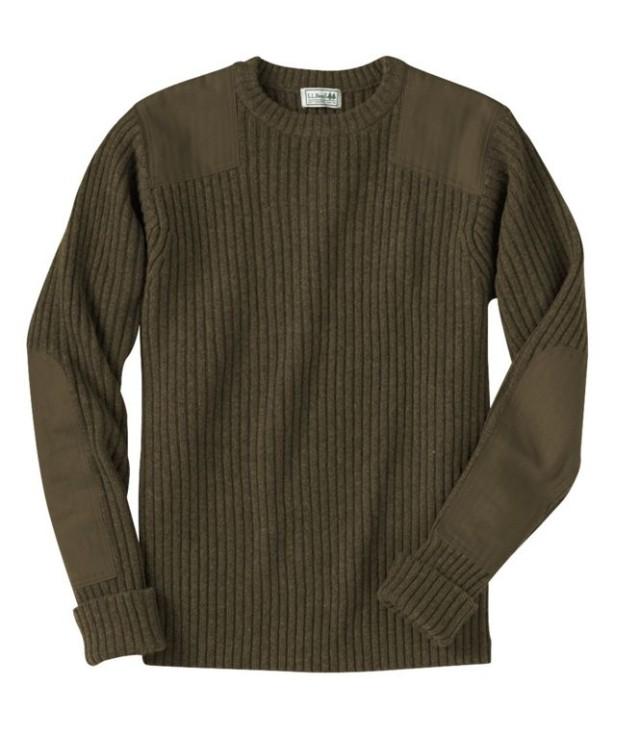 L.L.Bean Commando Sweater
