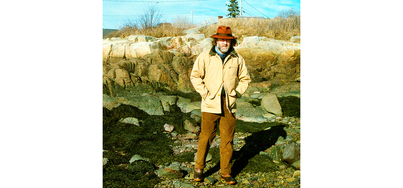 David Coggins in Maine