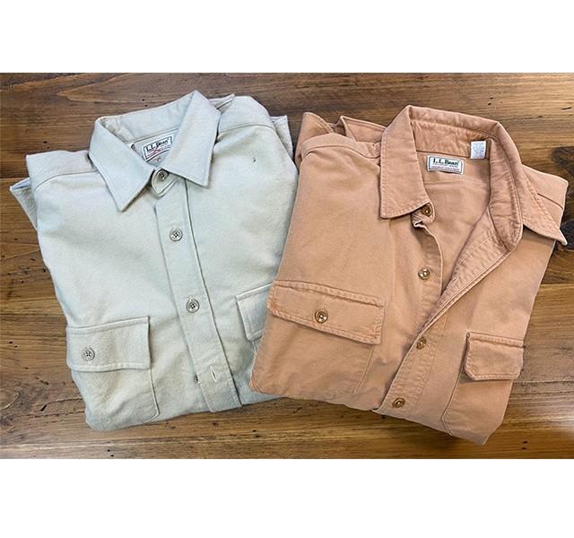 L.L.Bean Men's Chamois Shirt