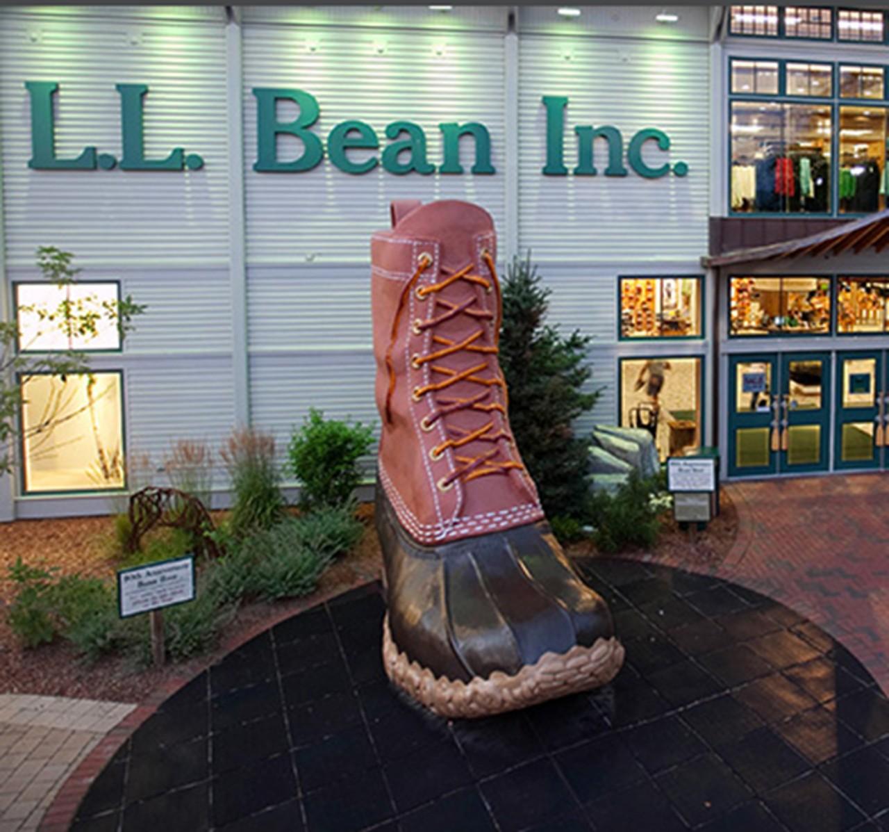 Freeport, ME L.L.Bean Flagship Retail Store