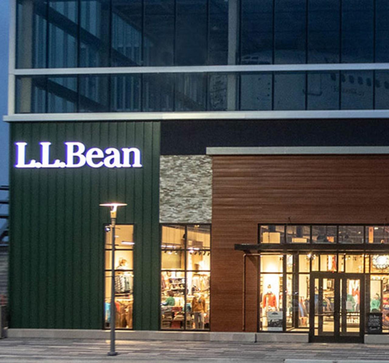 Oak Brook, IL L.L.Bean Reatil Store